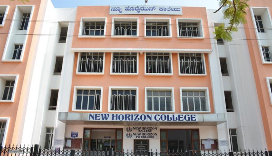 New Horizon College – Marathalli