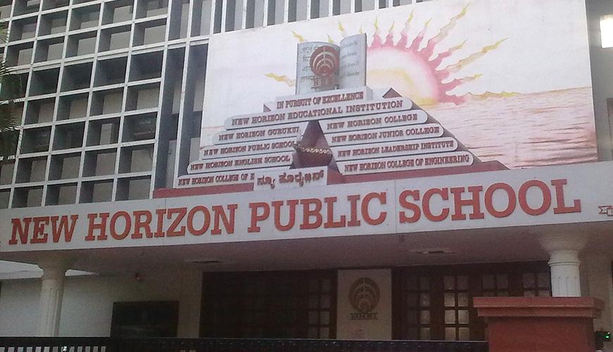 New Horizon Public School
